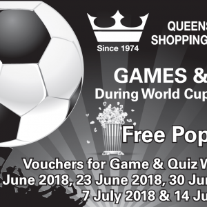 World Cup 2018 Game & Fun