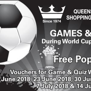 World Cup 2018 Game & Fun